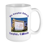 Compton Drive-In Large Mug