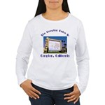 Compton Drive-In Women's Long Sleeve T-Shirt