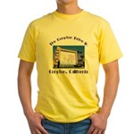 Compton Drive-In Yellow T-Shirt
