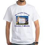 Compton Drive-In White T-Shirt