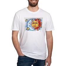 Celestial Sun and Moon Shirt