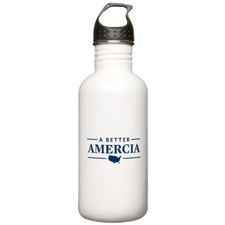 A Better Amercia Stainless Water Bottle 1 Liter