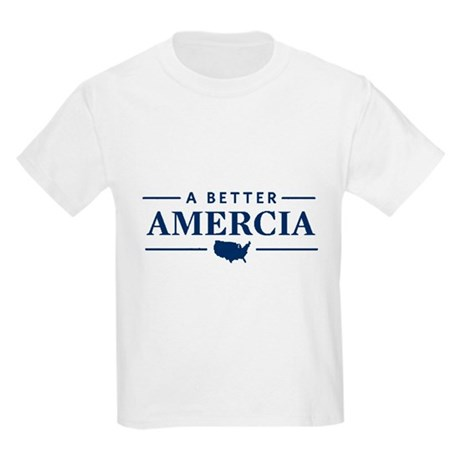 A Better Amercia Kids Light T-Shirt