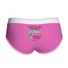 Wireless Device Women's Boy Brief