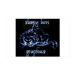 sleepyLionLogoNeg900x.png 35x21 Wall Decal