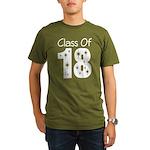 Class of 2018 Gift Organic Men's T-Shirt (dark)