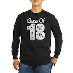 Class of 2018 Gift Long Sleeve Dark T-Shirt