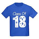 Class of 2018 Gift Kids Dark T-Shirt