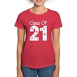Class of 2021 Gift Women's Dark T-Shirt
