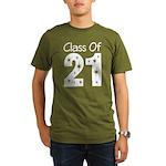 Class of 2021 Gift Organic Men's T-Shirt (dark)