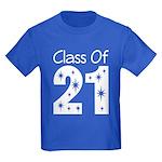 Class of 2021 Gift Kids Dark T-Shirt
