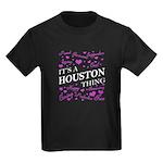 Class of 2021 Gift Organic Kids T-Shirt (dark)
