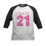 Class of 2021 Gift Kids Baseball Jersey