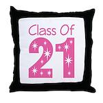 Class of 2021 Gift Throw Pillow