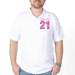 Class of 2021 Gift Golf Shirt
