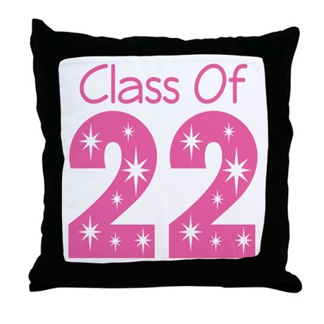 Class of 2022 Gift Throw Pillow