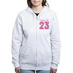 Class of 2023 Gift Women's Zip Hoodie