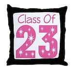 Class of 2023 Gift Throw Pillow