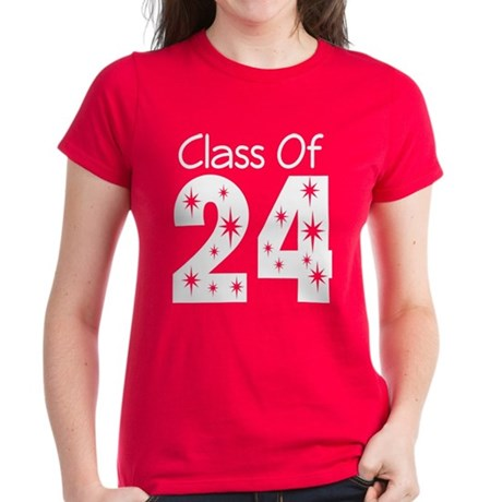 Class of 2024 Gift Women's Dark T-Shirt