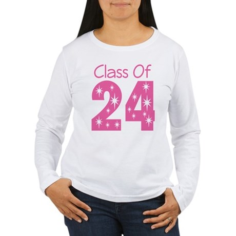 Class of 2024 Gift Women's Long Sleeve T-Shirt