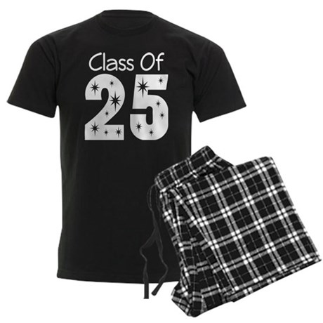 Class of 2025 Gift Men's Dark Pajamas