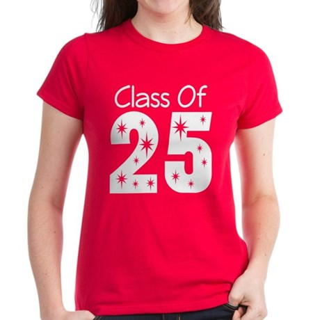 Class of 2025 Gift Women's Dark T-Shirt