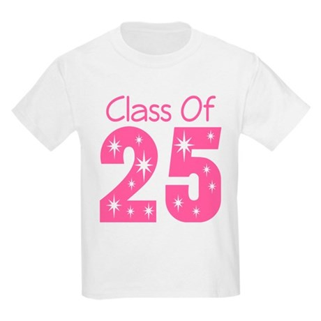 Class of 2025 Gift Kids Light T-Shirt