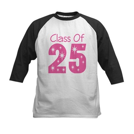 Class of 2025 Gift Kids Baseball Jersey