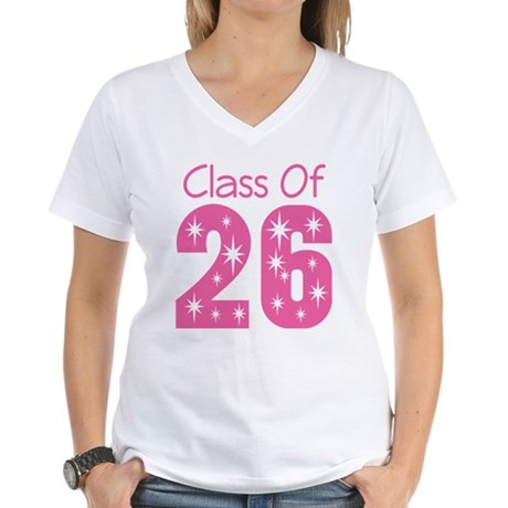 Class of 2026 Gift Women's V-Neck T-Shirt
