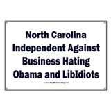 North Carolina Independent Banner
