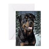 Rottie Xmas Card