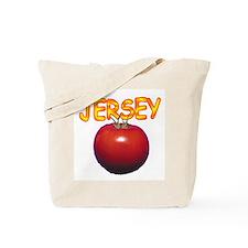 Jersey Tomatoe Tote Bag