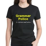 Grammar Police Tee