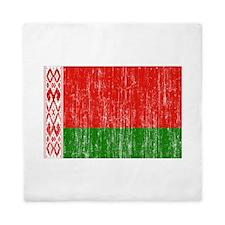Belarus Flag Queen Duvet