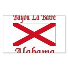 Bayou La Batre Alabama Decal