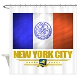 New York City Manhattan Shower Curtains | Custom Themed New York ...