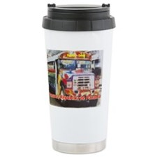 Panama Querida Ceramic Travel Mug