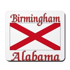 Birmingham Alabama Mousepad