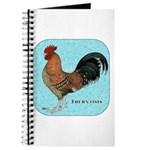 Tournaisis Rooster Journal