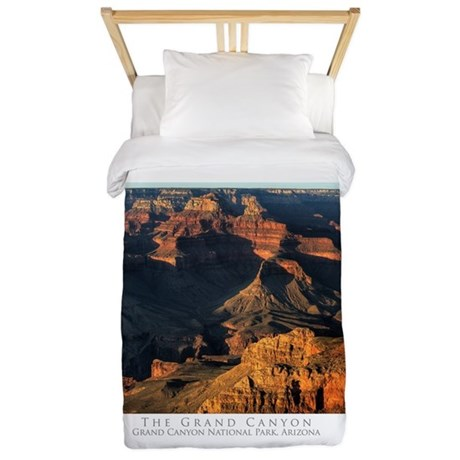 Grand Canyon Twin Duvet