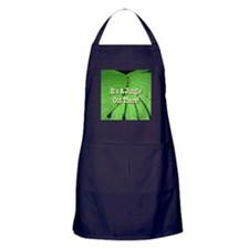 It's A Jungle Out There Apron (dark)