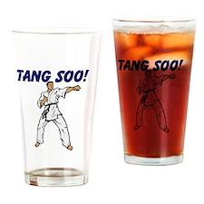 Tang Soo Drinking Glass