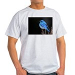 Mountain Blue Bird Light T-Shirt