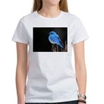 Mountain Blue Bird Women's T-Shirt