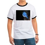Mountain Blue Bird Ringer T