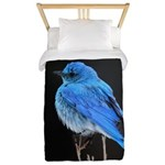 Mountain Blue Bird Twin Duvet