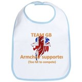 Team GB Supporter Bib