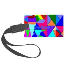 2013 Eye Bomb Luggage Tag