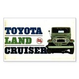 Unique Land cruiser Decal