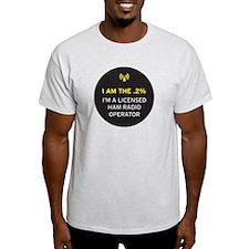I am the .2% T-Shirt